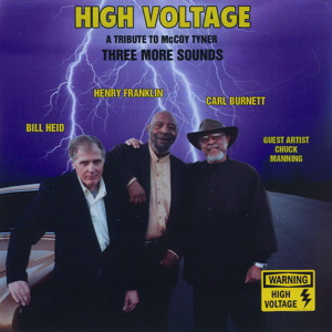 SP1027 :: 3 More Sounds :: High Voltage