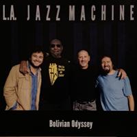 SP1029 - LA Jazz Machine - Bolivian Odyssey