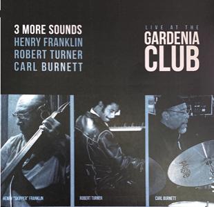 SP1035 - 3 More Sounds - Live at the Gardenia Club