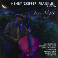 SP1022 - Henry Skipper Franklin - June Night